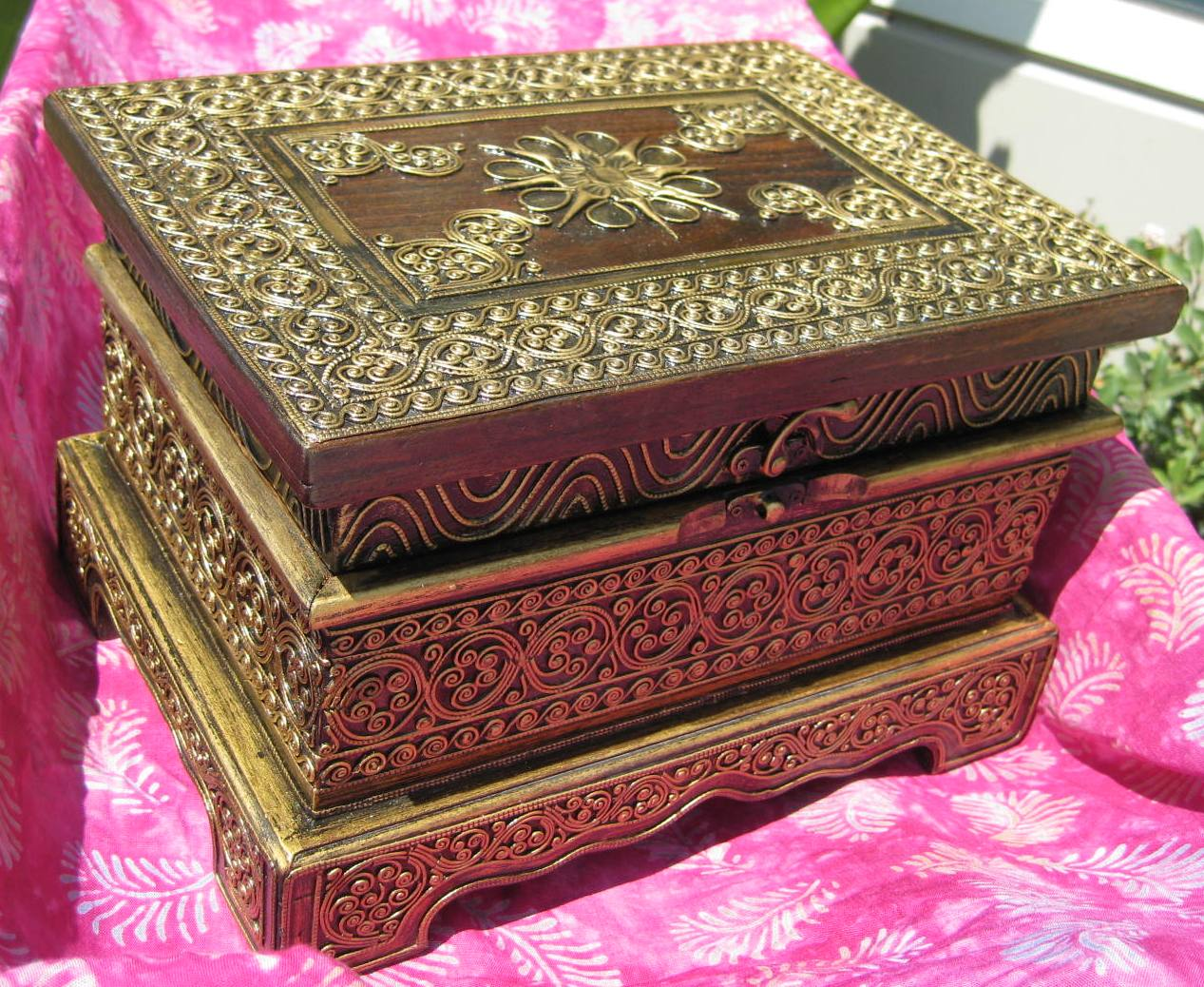 Spiritual Decorative Box