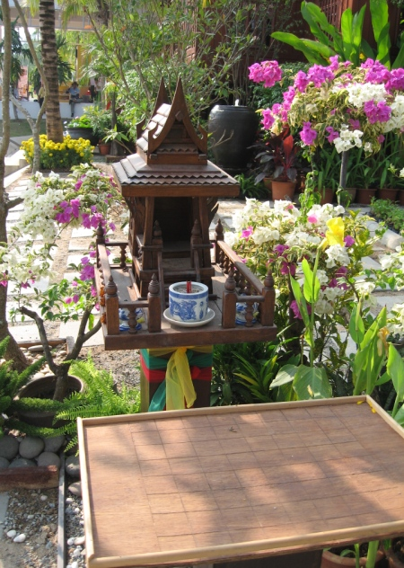 Spirit House at Royal Flora