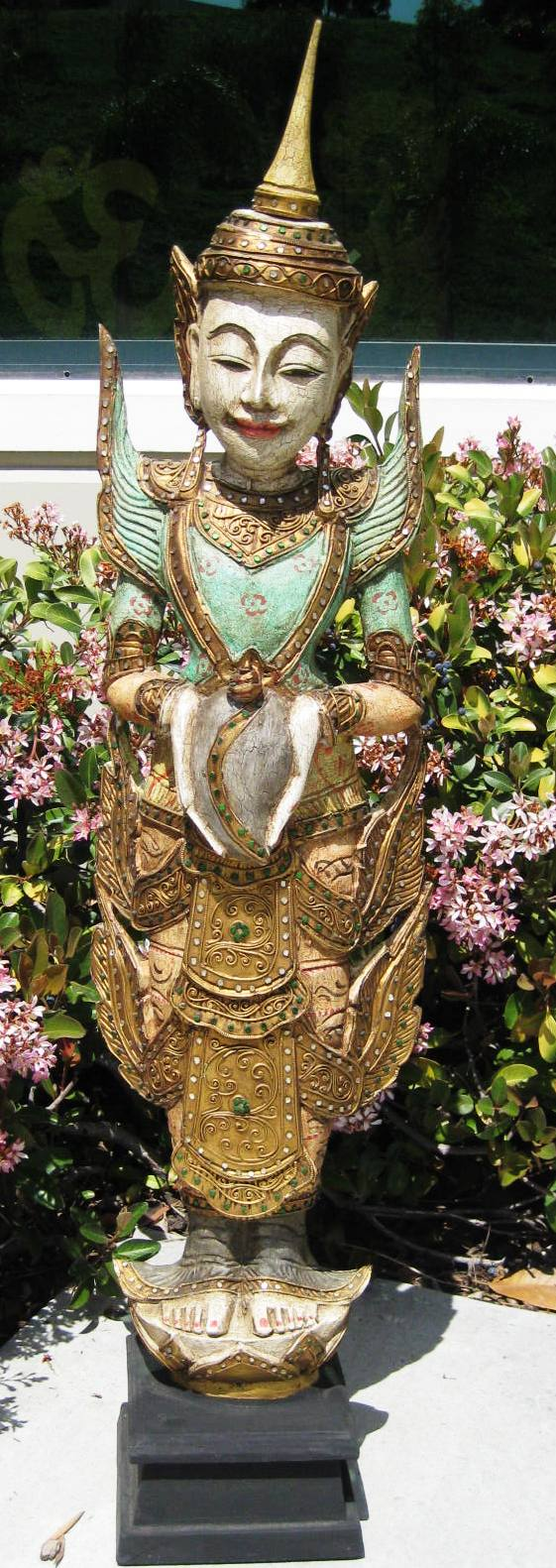 Standing Teppanom Thai Mythology Angel Small